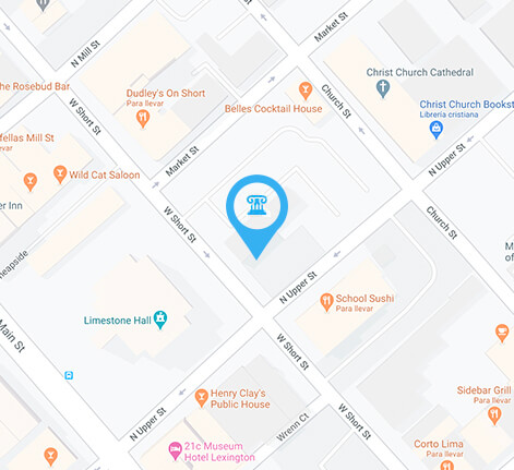 Map Footer